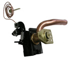 Rebuilt Harrison Heater control valve, 1959 Cadillac to engine #051483