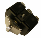 Power Window/Power Seat Switch, 1 Button, 1948-53 Oldsmobile and Cadillac, 1949-53 Buick, 51-54 Packard