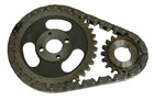 Timing Chain and Gear Set, 1949-58 Cadillac 331 and 365 V8