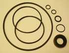 Power Steering Pump Rebuild Kit, 1959-67 Oldsmobile and Buick