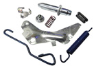Left Rear Brake Adjuster Kit, 1964-72 Cutlass and 442, 1964-66 Jetstar 88