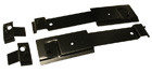 Bucket Seat Mounting Brackets, 1971-72 Cutlass, 442