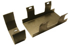 Console mounting brackets, 1967-69 Cutlass and 442 with automatic transmission