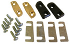 Door Alignment Wedge Set, 8 pieces, 1966-67 GM 'A' body convertibles