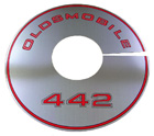 Aluminum Air Cleaner Plate, 1968 Olds 442