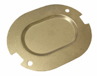 Sheet Metal Floor Pan Plug - 1964-77 Cutlass & Skylark