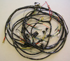Main Wiring Harness, 1955 Oldsmobile with Hydramatic and A/C