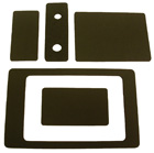 Heater Box Gasket Set, 5 pieces, 1964-72 Cutlass, 442, F-85 without air conditioning