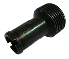 Heater hose fitting, 1971-74 Oldsmobile without air conditioning