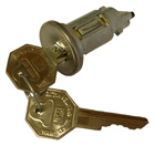 Ignition Lock Cylinder, 1968 Oldsmobile, Cadillac, Buick