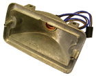 Parking Light Housing Assembly, Left, 1969-70 Cutlass/442, 1969 88/98