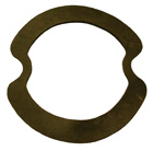 Parking Lens Gaskets, pair, 1950-52 Buick