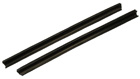 Rear Quarter Window Vertical Weatherstrips, pair, 1962-64 Oldsmobile and Buick