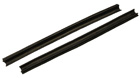 Rear Quarter Window Vertical Weatherstrips, pair, 1961-64 Oldsmobile, Buick convertibles