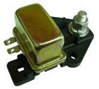 Horn Relay and Junction Box - 1958-67 Oldsmobile & 1961-67 Buick