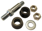 Rear Shock Mounting Stud & Bushings, 1951-56 Olds, 1950-53 Cadillac