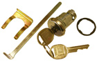 Trunk Lock Cylinder, 1969-77 Oldsmobile, 1969-73 Buick, 1961-63 Cadillac