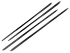 Trunk Whisker Molding Set of 4
