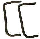 Front Vent Window Weatherstrips, 1954-56 Oldsmobile and Buick sedans