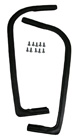 Front vent window weatherstrips, 1950-53 Cadillac and Buick