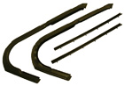 Vent Window Weatherstrips, 1961-62 Oldsmobile, Buick and Cadillac