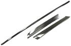 Convertible Windshield Moldings (Top & Sides) - 1968-72