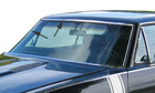 Windshield Moldings (Top & Sides), 1968-72 Cutlass & Skylark