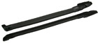 Windshield Pillar Weatherstrips, pair, 1959-60 Oldsmobile, Buick and Cadillac